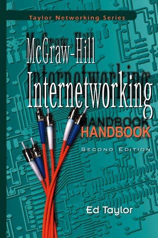 9780070633995: McGraw-Hill Internetworking Handbook (Taylor Networking Series)