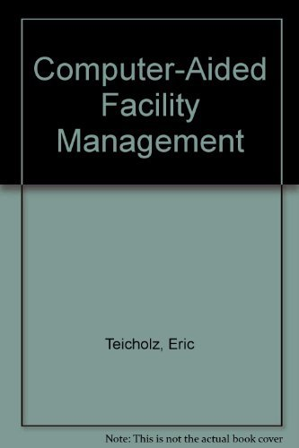 9780070634053: Computer-Aided Facility Management