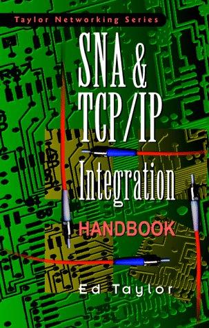 9780070634121: SNA & TCP/IP Integration Handbook