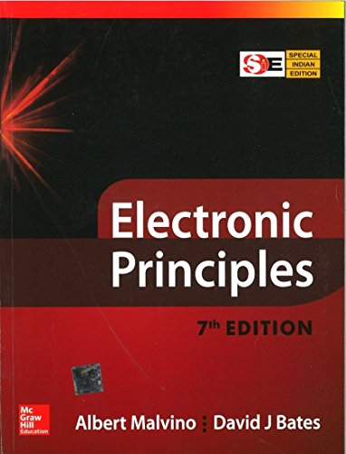 Electronic Principles (Special Indian Edition): Albert Malvino and
