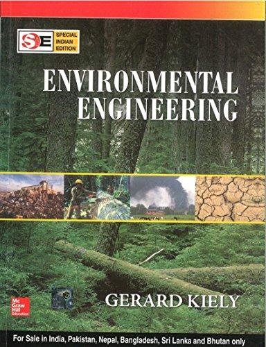 Environmental Engineering (Special Indian Edition): Kiely