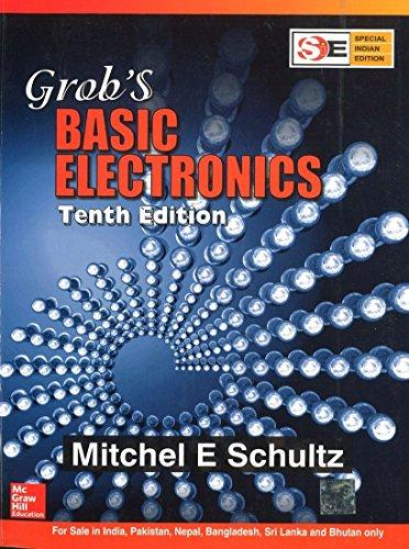 9780070634329: Grob'S Basic Electronics 10E