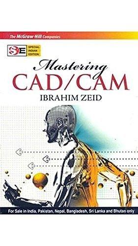 9780070634343: Mastering CAD/CAM