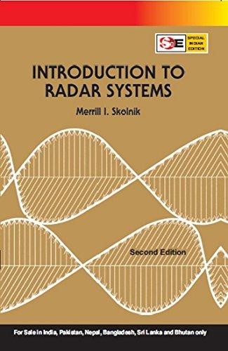 Introduction to Radar Systems: Merrill I Skolnik