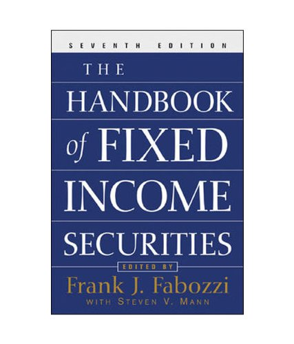 Fixed Income Securities: Steven V. Mann