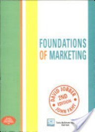 9780070634817: FOUNDATIONS OF MARKETING
