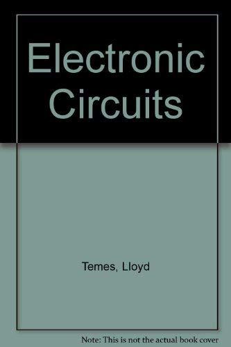 9780070634855: Electronic Circuits