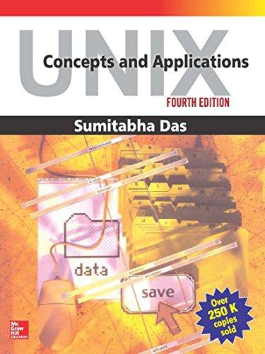 9780070635463: Unix Concepts and Applications