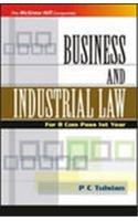 9780070635517: Business & Industrial Law for B Com Pass