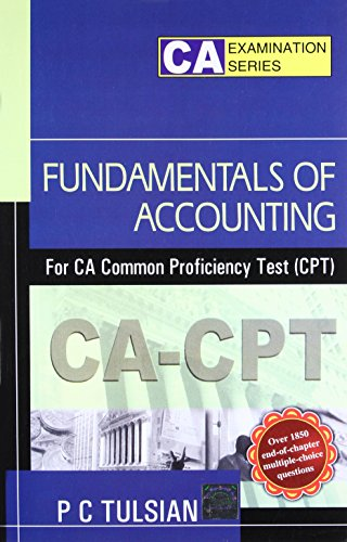 9780070635920: FUNDAMENTAL OF ACCOUNTING FOR CA