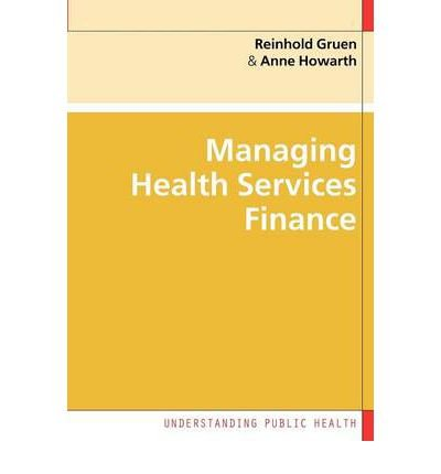 9780070636095: FINANCIAL MANAGMENT IN HEALTH SERVICES