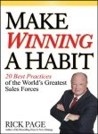 9780070636279: Make Winning a Habit: 20 Best Practices of the World's Greatest Sales Forces
