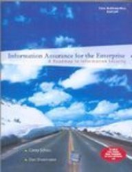 9780070636545: Information Assurance For The Enterprise : A Roadmap To Information Security