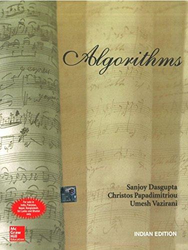 9780070636613: ALGORITHMS