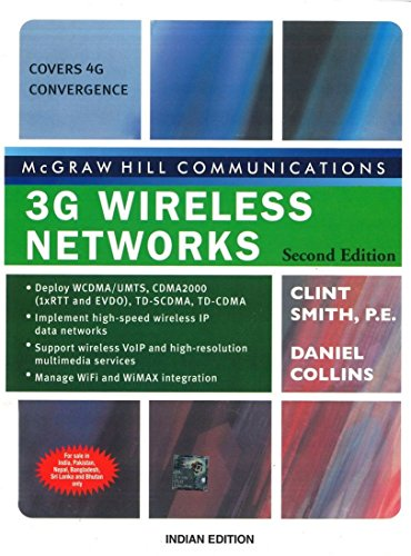 9780070636927: 3G Wireless Networks