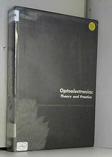 9780070637559: Optoelectronics: Theory and Practice (Texas Instruments electronics series)