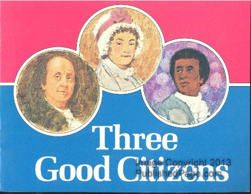 Three Good Citizens: Joan Wade Cole;
