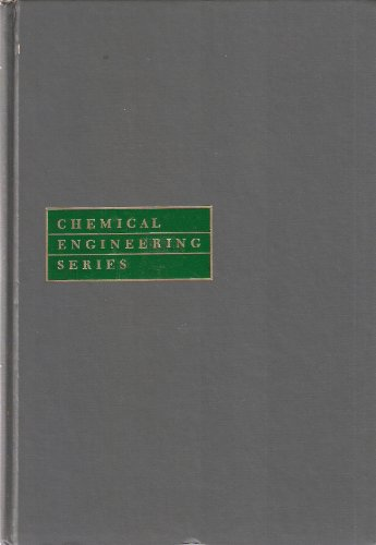 9780070643963: Introduction to Chemical Engineering (McGraw-Hill chemical engineering series)