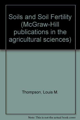 9780070644113: Soils and Soil Fertility