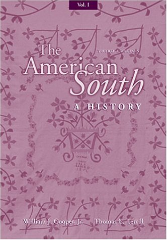 9780070644403: The American South: A History