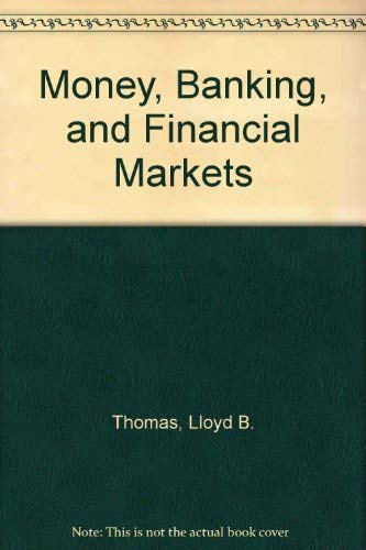 9780070644465: Money, Banking, and Financial Markets