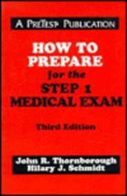 9780070645240: How to Prepare for the Step 1 Medical Exam