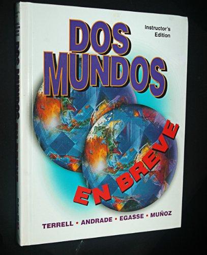 9780070645509: DOS Mundos/2 Worlds: En Breve