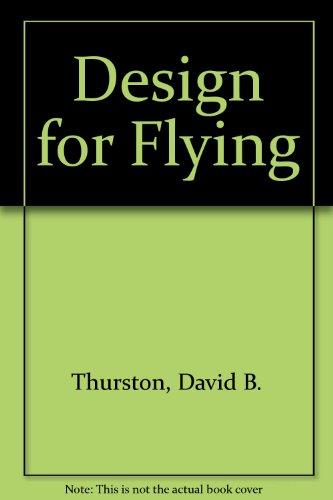 9780070645578: Design for Flying
