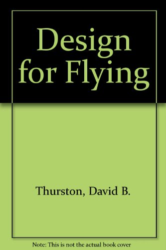 9780070645578: Design for Flying