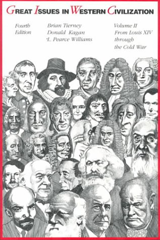 9780070645776: Great Issues In Western Civilization, Vol. II, From Louis XIV Through The Cold War