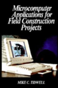 9780070645950: Microcomputer Applications for Field Construction Projects