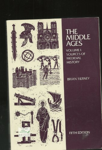 9780070646117: The Middle Ages: Sources of Medieval History