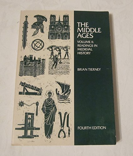 9780070646124: Middle Ages: Reading Medieval History Vol 2