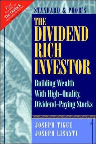9780070646391: The Dividend Rich Investor: Building Wealth With High-Quality, Dividend-Paying Stocks