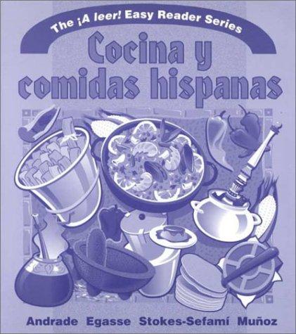 9780070647282: Cocina y comidas hispanas