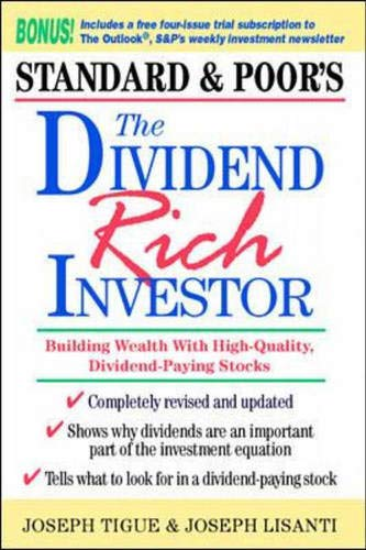 9780070647534: The Dividend Rich Investor: Building Wealth with High-Quality, Dividend-Paying Stocks