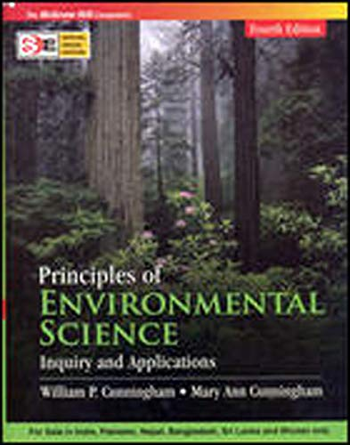 9780070647725: PRINCIPLES OF ENVIRONMENTAL SCIENCE