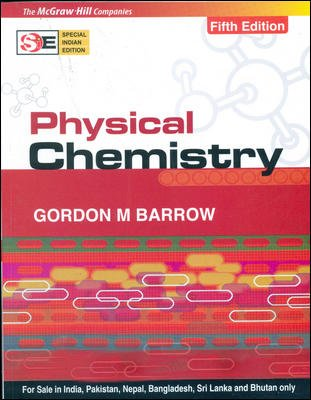 9780070647749: PHYSICAL CHEMISTRY