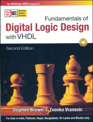 9780070647756: FUNDAMENTALS OF DIGITAL LOGIC DESIGN WITH VHDL