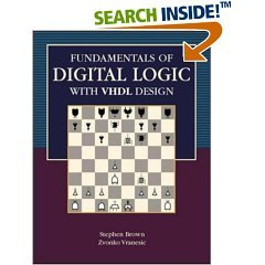 9780070647756: Fundamentals of Digital Logic with VHDL Design