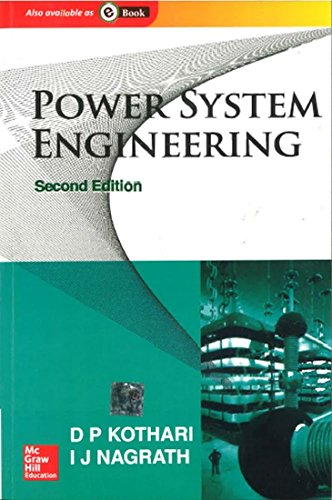 9780070647916: Power System Engineering
