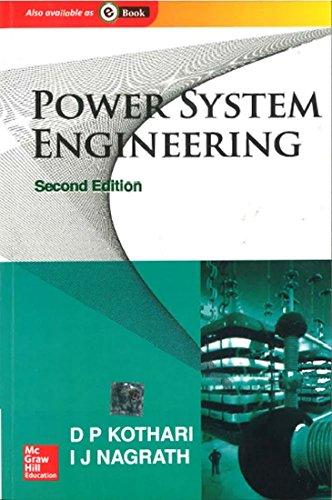9780070647916: Power System Engineering