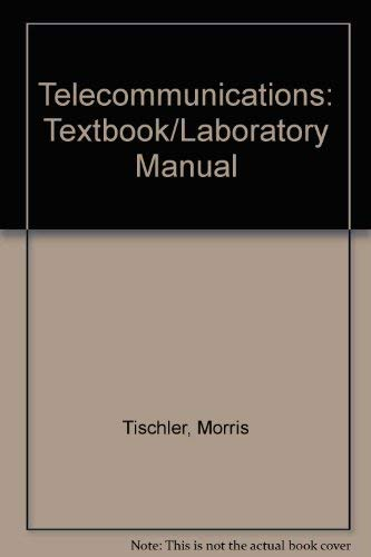 9780070647947: Telecommunications: A Text Lab Manual