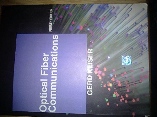 9780070648104: Optical Fiber Communications