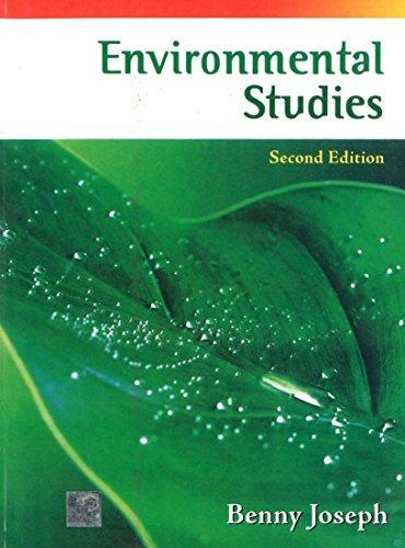 Environmental Studies (Second Edition): Benny Joseph