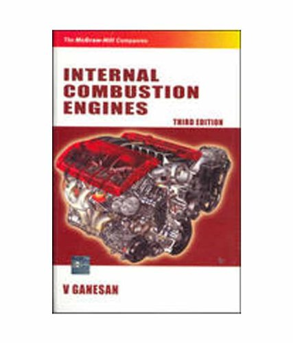 9780070648173: Internal Combustion Engines