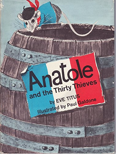 9780070648883: Anatole and the Thirty Thieves