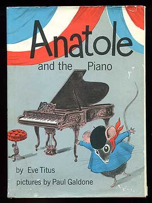 9780070648920: Anatole and the Piano