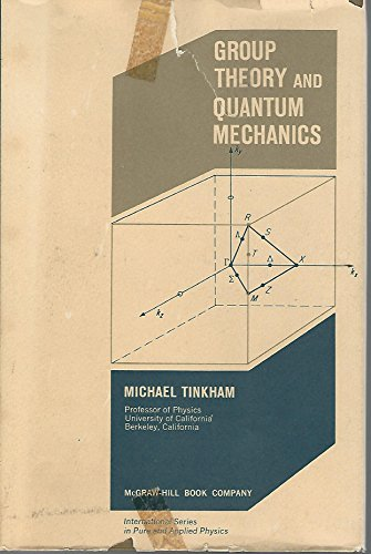 9780070648951: Group Theory and Quantum Mechanics