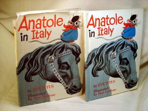 9780070648968: Anatole in Italy